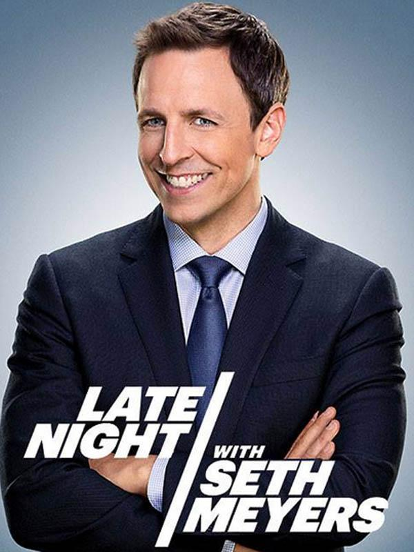 Seth meyers late night first episode