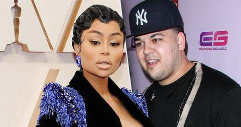 Blac Chyna alledgedlyGets Not Child Support For Dream from Rob Kardashian