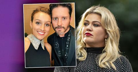 Brandon Blackstock's Daughter Savannah Doesn't Follow Stepmom Kelly Clarkson On IG