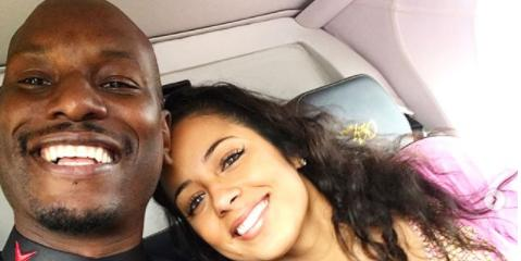 Tyrese having baby girl with wife pregnancy details hero