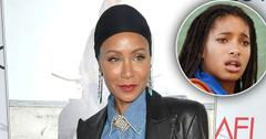 Jada Pinkett Smith Remembers Being Accused Of Starving Willow