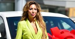 Farrah Abraham Buys Porsche In Lime Green Dress farrah abraham buys porsche