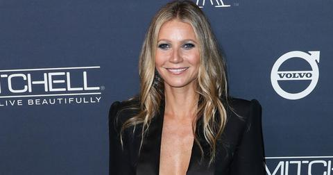 Gwyneth paltrow opens up about post pardum depression