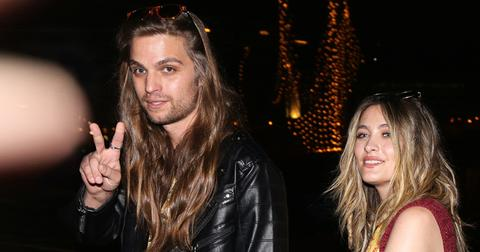 Paris Jackson Splits From Singer Boyfriend