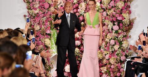 Oscar De La Renta – Runway – Mercedes Benz Fashion Week Spring 2015