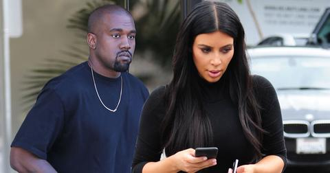 kim kardashian kanye west divorce fight arguments wants out trapped