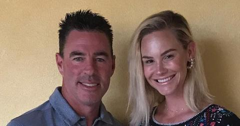 Meghan King Edmonds Jim Edmonds Smiling Instagram Divorce 911 Call