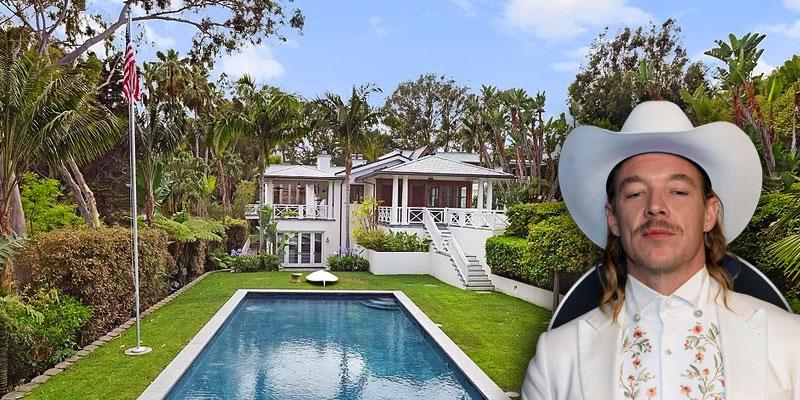 Diplo Buys Kid Rocks Malibu Home
