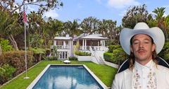 Diplo Buys Kid Rocks Malibu Home