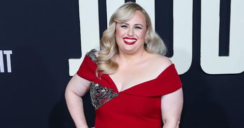 Rebel Wilson Credits Her Sex Life with BF for weight loss