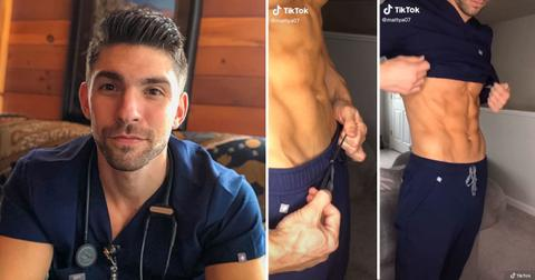 Meet TikTok's Viral Nurse, A Frontline Worker And Bonafide Babe