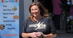 Abby lee miller wheelchair chemo cancer pp