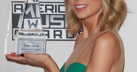 2014 American Music Awards Press Room