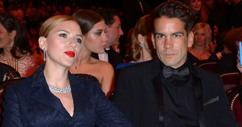 Scarlett Johansson Romain Dauriac Divorce Ryan Reynolds Long