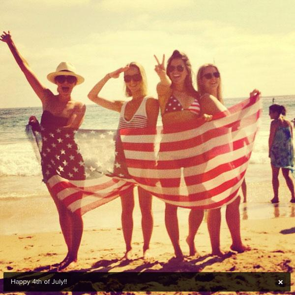 4th Of July Instagrams 12