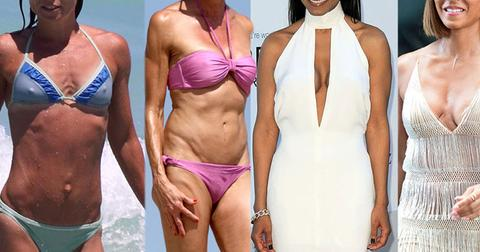 Celebrity body oddities kelly ripa janet jackson ok long