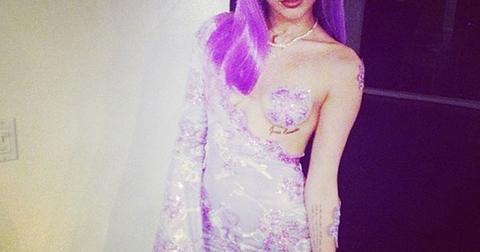 Miley Cyrus Lil Kim