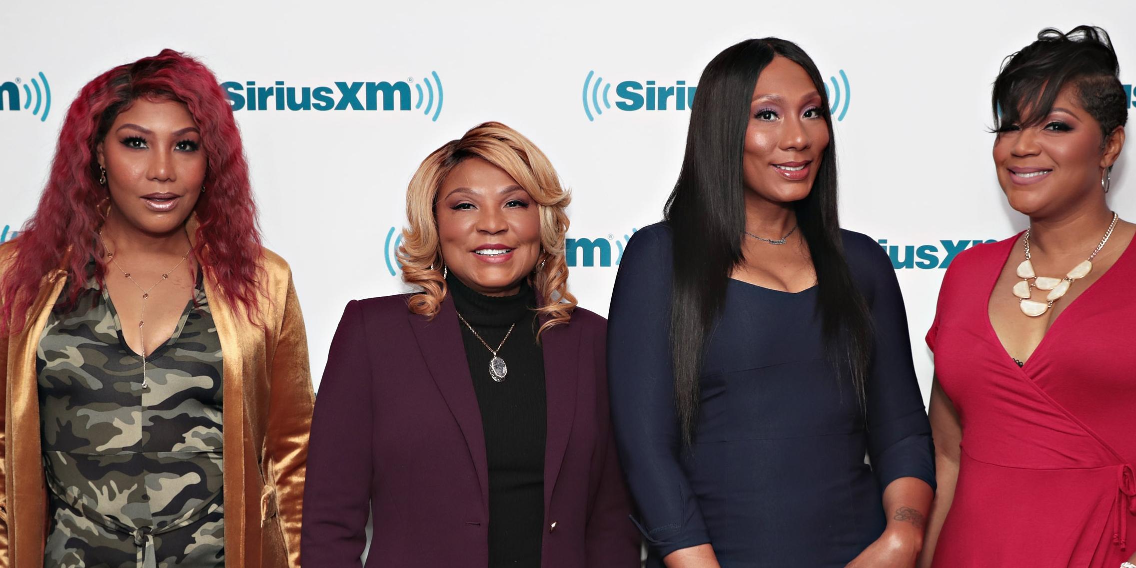 Celebrities Visit SiriusXM – March 22, 2018