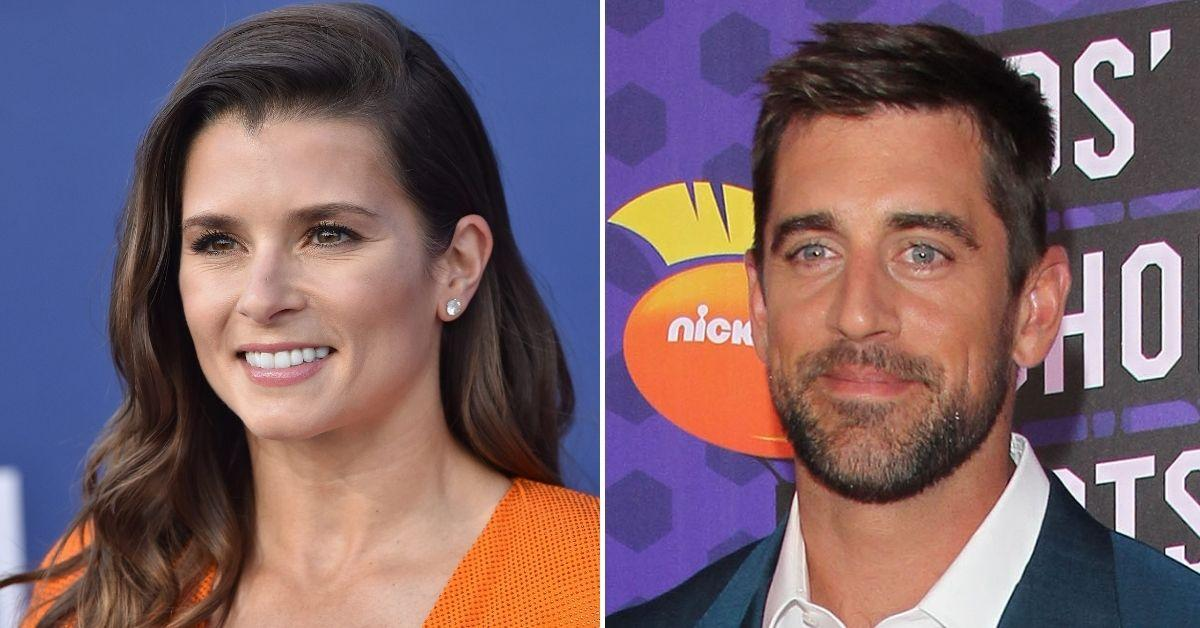 danica patrick nothing like heart break aaron rodgers split shailene woodley