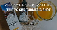 Add Some Spice to Your Life with Tribe's CBD Turmeric Shot