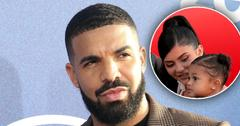 Drake Hangs Out With Stormi