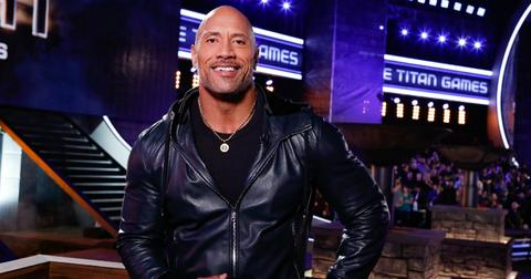 Dwayne Johnson, aka The Rock, appeared on the set of his hit athletic show, Titan Games. The celebrity athlete is about as successful as anyone in the business.