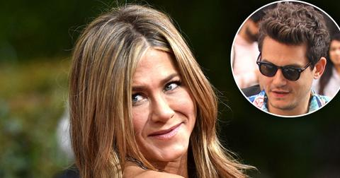 Jennifer Aniston & Ex John Mayer Caught Dining Same Restaurant