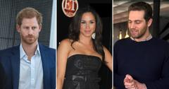 meghan markle dating harry cory vitiello same time estranged sister samantha claims pf
