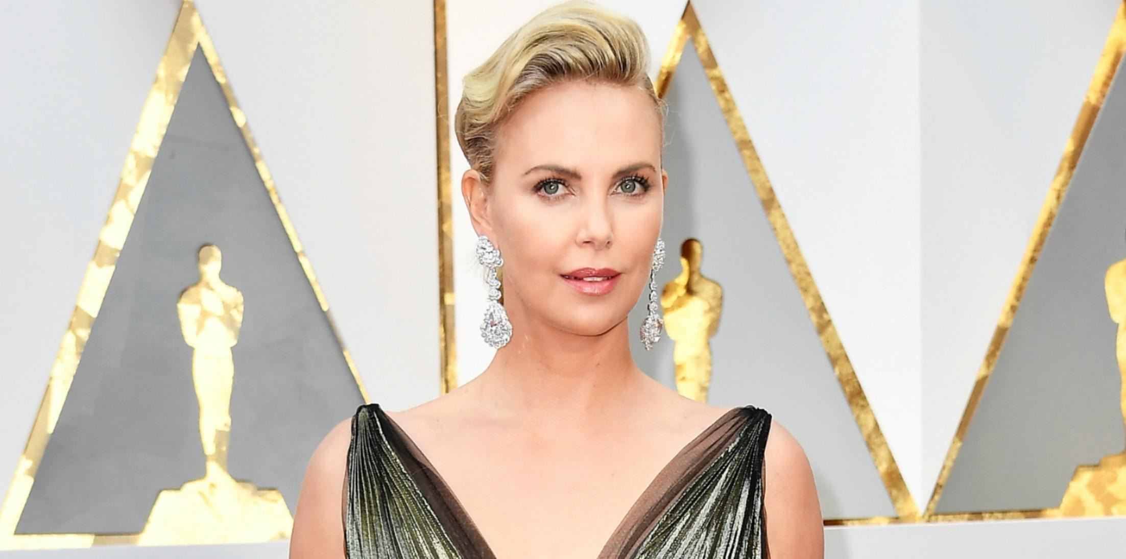 Charlize Theron Mom Killed Alcoholic Father Long
