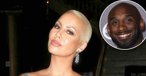 Amber Rose Says She Got Her Face Tattooed Because Of Kobe Bryant's Death