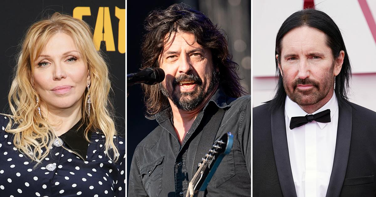 courtney love slams dave grohl and trent reznor ok