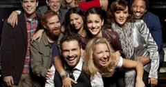 TOP ROW: BLAKE LEE, ADAM CAMPBELL, ALEXIS CARRA; MIDDLE ROW: ANDREW SANTINO, GINGER GONZAGA, KATE SIMSES, FRANKIE SHAW, CRAIG FRANK; BOTTOM ROW: ADAN CANTO, VANESSA LENGIES