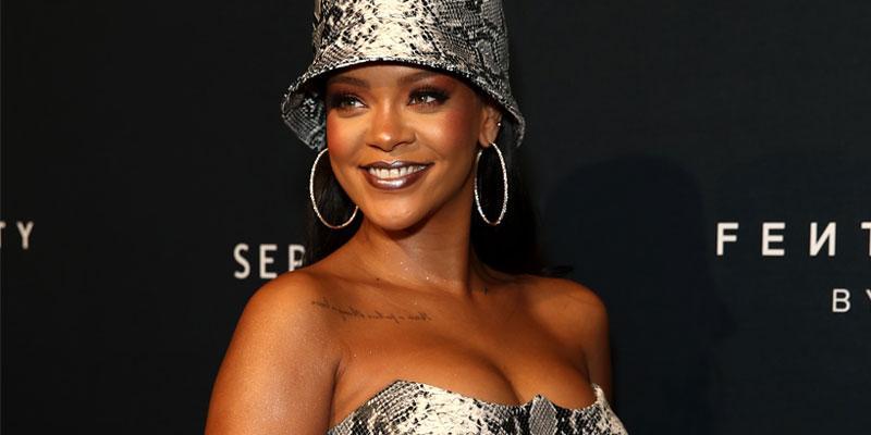 Rihanna Reunites With Ex PP