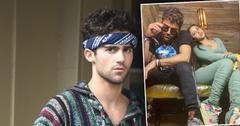 Max Ehrich Spotted Showing PDA With New Girl After Demi Lovato Split