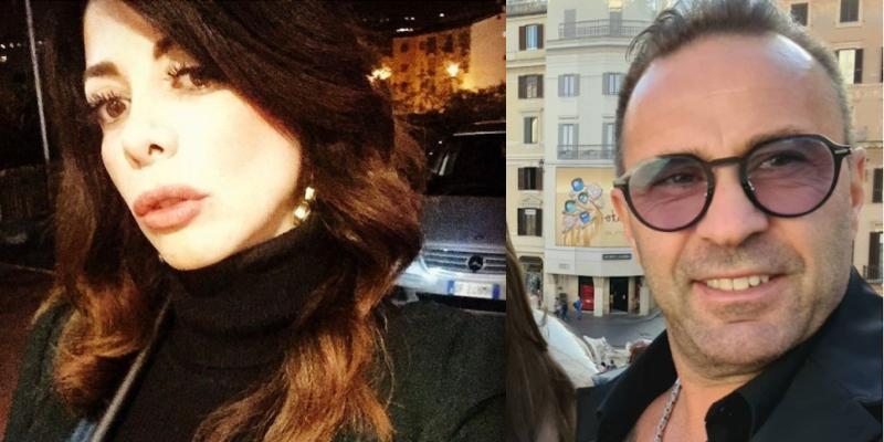 Daniela Fittipaldi and Joe Guidice