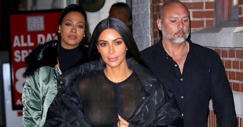 Kim kardashian revamps security