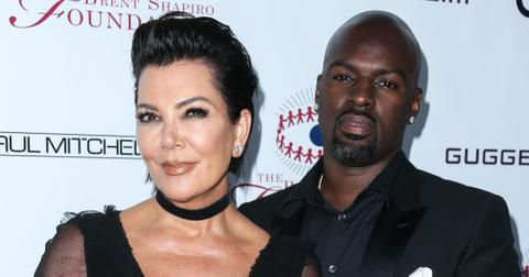 Kris Jenner and Corey Gamble look picture perfect at the Summer Spectacular