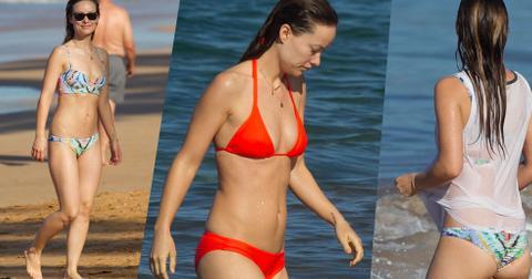 olivia wilde bikini body
