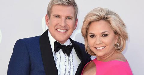 Todd And Julie Chrisley On Red Carpet Deny Lindsie Chrisley Allegations