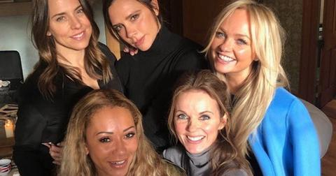 Spice girls reunion 2018