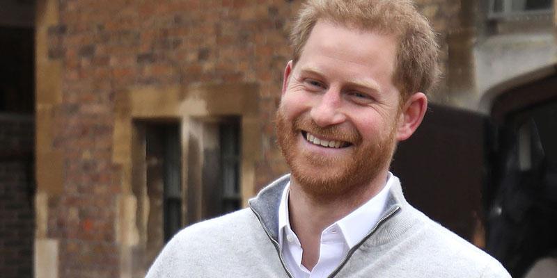 Prince Harry 35th Birthday