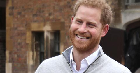 Prince Harry 35th Birthday
