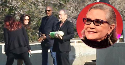 Carrie fisher ashes prozac pill 07