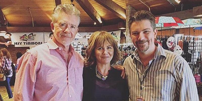 alan thicke family growing pains cast pay tribute year after death pp