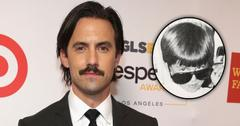 milo ventimiglia photos before famous long
