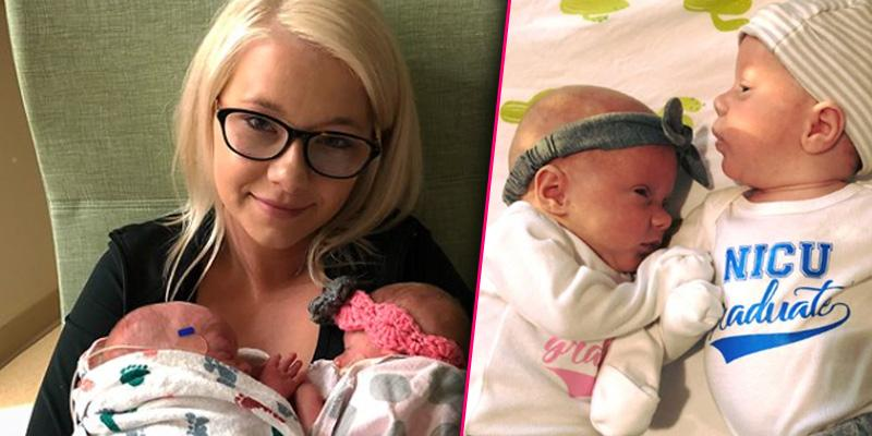 Lindsay Harrison 16 and pregnant twins premmature photos