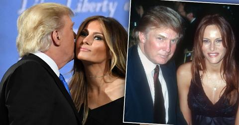 [Donald Trump] Asked For [Melania]'s Number On A Date With Someone Else—How It All Began