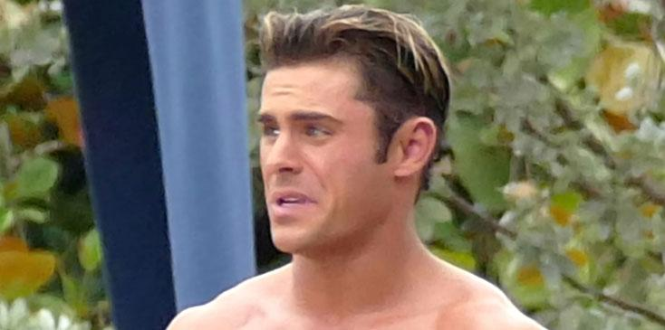 zac efron baywatch movie