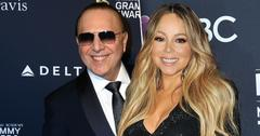 Tommy Mottola Praises Ex-Wife Mariah Carey Before Book Release