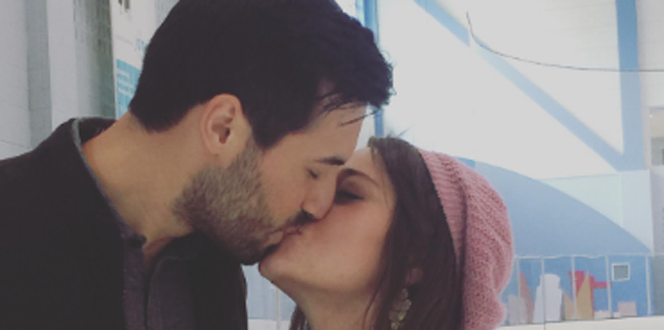 Jinger duggar jeremy vuolo first time experience together kissing pda filled hero